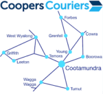 Cooper's Couriers